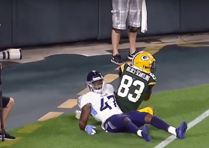 Matt Waldman's RSP NFL Draft Scouting Report Sample: WR Marquez Valdes-Scantling (Packers)